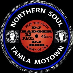 Northern Soul & Motown Charity Event .  Tickets   The 102 Social Club Derby    Sat 4th December 2021 Lineup