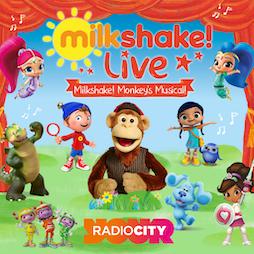 Milkshake! Live - Milkshake Monkeys Musical with Radio City Tickets | The Knowsley Social  Knowsley Safari  Prescot  | Wed 2nd June 2021 Lineup