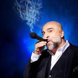 Omid Djalili: The Good Times Tour | Oakengates Theatre Telford  | Wed 22nd September 2021 Lineup