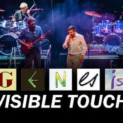 Genesis Visible Touch   The Old Courts Wigan    Sat 3rd April 2021 Lineup