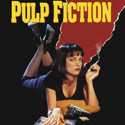 Pulp Fiction @ Southend Drive In Cinema Tickets | Southend Outdoor Cinema Rochford  | Thu 15th April 2021 Lineup