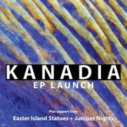 Venue: Kanadia - EP Launch | The Bullingdon Oxford  | Fri 30th July 2021