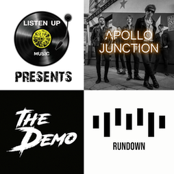 apollo junction, the demo & rundown Tickets | Aatma Manchester  | Sun 5th December 2021 Lineup