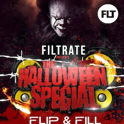 Filtrate presents.......the halloween special! Tickets   Central Station Nightclub Wrexham    Fri 29th October 2021 Lineup