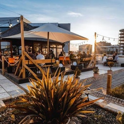 Drinks with a View. BAR OPEN! Tickets   Jacobs Roof Garden Cardiff    Sat 31st July 2021 Lineup