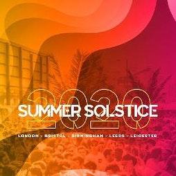 Summer Oldskool Outdoor Garage Rave - Bristol | Motion Bristol  | Sat 17th April 2021 Lineup