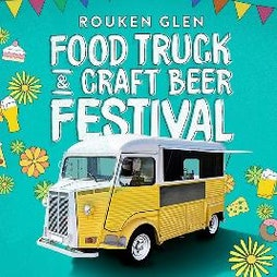Rouken Glen Food Truck & Craft Beer Festival | Rouken Glen Park Glasgow  | Sat 24th July 2021 Lineup