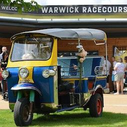 Warwick Thai Festival Tickets | Warwick Racecourse Warwick  | Sat 10th July 2021 Lineup