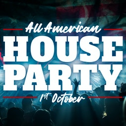 American House Party - Norwich Freshers Fest 2021  Tickets | Various Venues (AfterDark Promotions) Norwich   | Fri 1st October 2021 Lineup