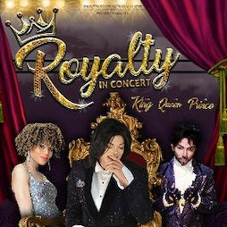 Royalty in Concert | Watersmeet Theatre Rickmansworth  | Fri 7th October 2022 Lineup