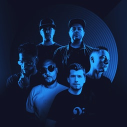 WAH - Hybrid Minds / Friction / Turno / LSB / DRS: In Session  Tickets | O2 Academy Leeds Leeds  | Fri 8th October 2021 Lineup