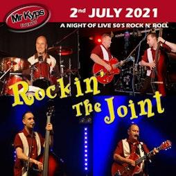 Venue: Rockin' the Joint | Hamworthy Labour Club Poole  | Fri 2nd July 2021