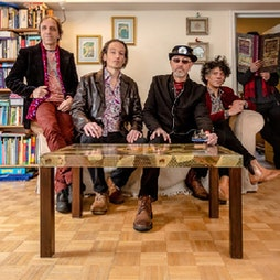 Reviews: Gong *Postponed* | Hare And Hounds Birmingham  | Wed 12th May 2021