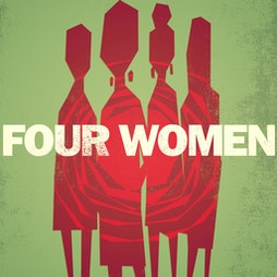 Four Women Tickets | Virtual Event Online  | Thu 29th April 2021 Lineup