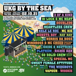 UKG By The Sea Tickets - Hastings   Skiddle