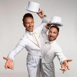 Ian Waite and Vincent Simone….Act Two | Middlesbrough Theatre Middlesbrough  | Sat 1st May 2021 Lineup