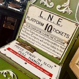 LTH Express Tickets   Head Of Steam Darlington Railway Museum Darlington    Thu 2nd September 2021 Lineup