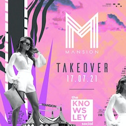 The Closing Parties - Mansion Takeover  Tickets | The Knowsley Social  Knowsley Safari  Prescot  | Sat 17th July 2021 Lineup