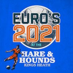 England vs Croatia Tickets | Hare And Hounds Birmingham  | Sun 13th June 2021 Lineup