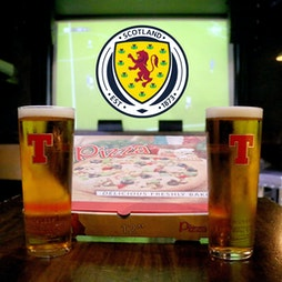 Euros 2020 Live - Scotland vs Czech Republic Tickets   Stramash  Edinburgh    Mon 14th June 2021 Lineup