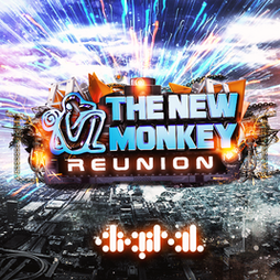 The New Monkey Reunion Tickets   Digital Newcastle Upon Tyne    Sun 29th August 2021 Lineup