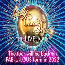 Strictly Come Dancing 2022 (birmingham)   Utilita Arena Birmingham     Sun 23rd January 2022 Lineup