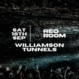 Red Room presents... BEN STERLING, PIRATE COPY + MORE Tickets | Williamson Tunnels Liverpool  | Sat 18th September 2021 Lineup