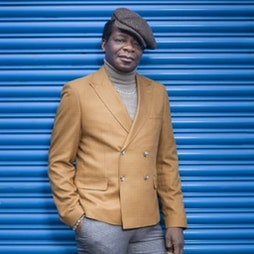 Stephen K Amos: Before and Laughter | Redgrave Theatre Bristol Bristol  | Wed 22nd September 2021 Lineup