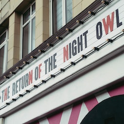 HAPPENING! Psychedelic Tickets   The Night Owl Finsbury Park London    Fri 15th October 2021 Lineup