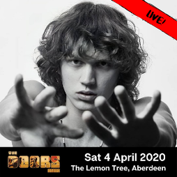 The Doors Alive Tickets | The Lemon Tree Aberdeen  | Sat 10th April 2021 Lineup