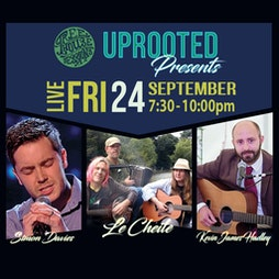 Treehouse Sessions uprooted #1 Tickets   The Kingsway Cinema Kings Heath Birmingham    Fri 24th September 2021 Lineup