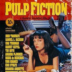 Pulp Fiction Tickets   Filton Airfield Bristol    Sat 30th October 2021 Lineup