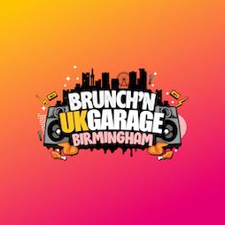 Brunch UK GARAGE JULY 31 - WOOKIE Tickets | Secret Location Birmingham  | Sat 31st July 2021 Lineup