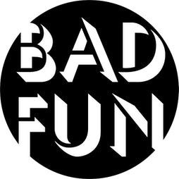 Bad Fun w/ Sloth Boogie & Ethyl  Tickets   YES Basement Manchester    Fri 29th October 2021 Lineup