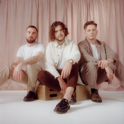 Amber Run Tickets | The Castle And Falcon Birmingham  | Thu 14th October 2021 Lineup