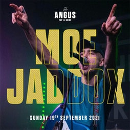 Moe Jaddox (RATS) at The Angus  Tickets   The Angus Tap And Grind Liverpool    Sun 19th September 2021 Lineup