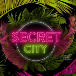 SecretCity - The Secret Garden (4pm) Tickets | Event City Manchester  | Mon 3rd May 2021 Lineup