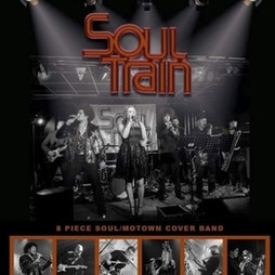 Soul Train - Soul & Motown evening feat live band Soul Train Tickets | ORILEYS LIVE MUSIC VENUE Hull  | Fri 15th October 2021 Lineup