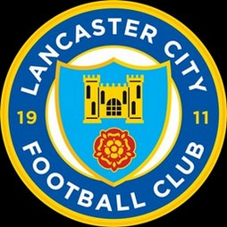 Lancaster City FC vs Burnley u23's Tickets | Lancaster City FC Events Lancaster  | Wed 21st July 2021 Lineup
