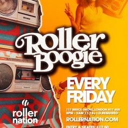 Rollerboogie Tickets   Rollernation  London    Fri 11th June 2021 Lineup