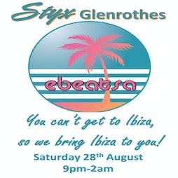 Venue: Ebeatsa | Styx Glenrothes Glenrothes  | Fri 1st October 2021