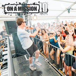 ON A MISSION Garden Party + Afterparty 28th Aug  Tickets   The Sobar Southampton    Sat 28th August 2021 Lineup
