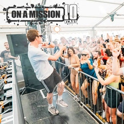 ON A MISSION Garden Party + Afterparty 28th Aug  Tickets | The Sobar Southampton  | Sat 28th August 2021 Lineup
