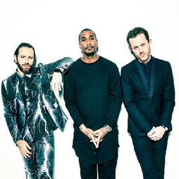 Chibuku & WAH Presents Chase & Status Liverpool BMD Tickets | Bramley Moore Dock Liverpool  | Sat 9th October 2021 Lineup