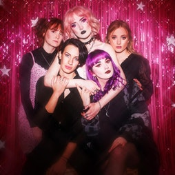 Venus Grrrls Tickets | The Hug And Pint Glasgow  | Sat 19th February 2022 Lineup