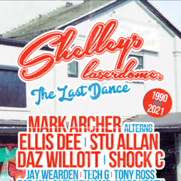 Shelleys Laserdome Reunion Tickets | KeeleSU Building (Keele University Students' Union) Newcastle-under-Lyme  | Sat 20th November 2021 Lineup