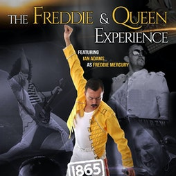 Freddie & the Queen Experience Tickets   The 1865 Southampton    Sun 19th December 2021 Lineup