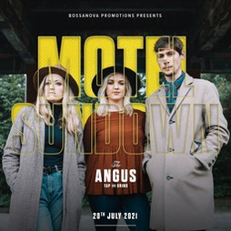 Motel Sundown at The Angus  Tickets | The Angus Tap And Grind Liverpool  | Tue 20th July 2021 Lineup