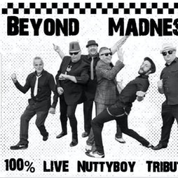 Beyond Madness With After Show Christmas Disco Tickets | Horden Labour Live Music Venue And Bar Horden   | Sat 4th December 2021 Lineup