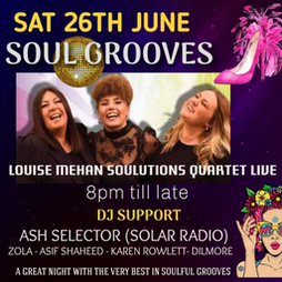 Soul grooves Tickets | Norwich City Football Club Norwich  | Sat 26th June 2021 Lineup